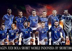 Agen Judi Bola SBOBET MOBILE Indonesia By Sbobet188