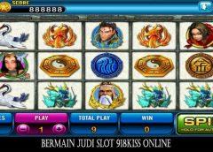 Bermain Judi Slot 918Kiss Online