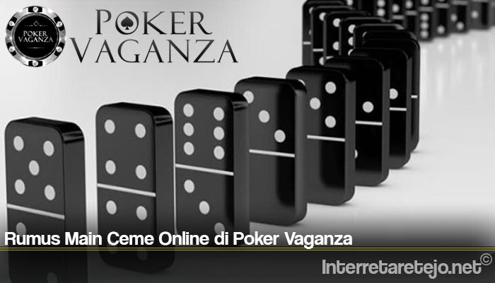 Rumus Main Ceme Online di Poker Vaganza