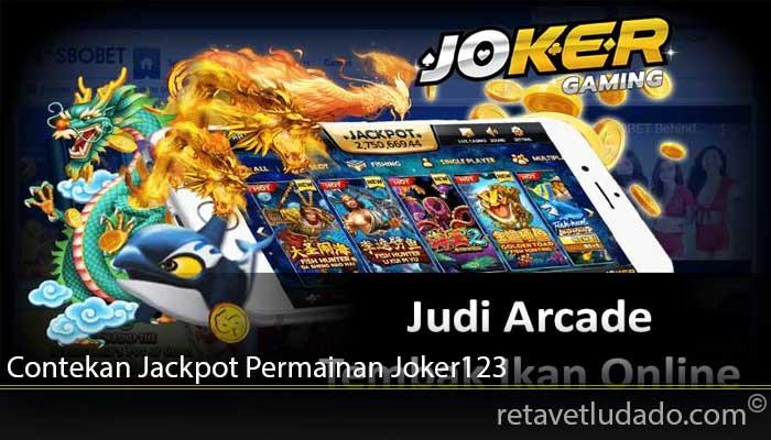 Contekan Jackpot Permainan Joker123